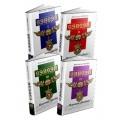 """Комплект книг """"Сэнсэй"""". Анастасия Новых. 4 части."""