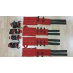 Комплект хомутов (хватов) для любых тренировок на тренажере ПравИло